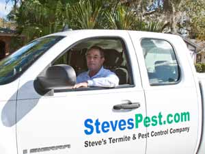 Pest Control from Steve's Termite and Pest Control in Sarasota, FL
